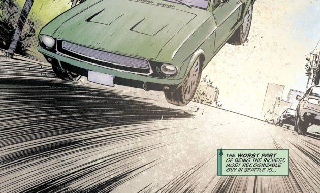 Oliver Queen (Green Arrow Vol. 6 #44)