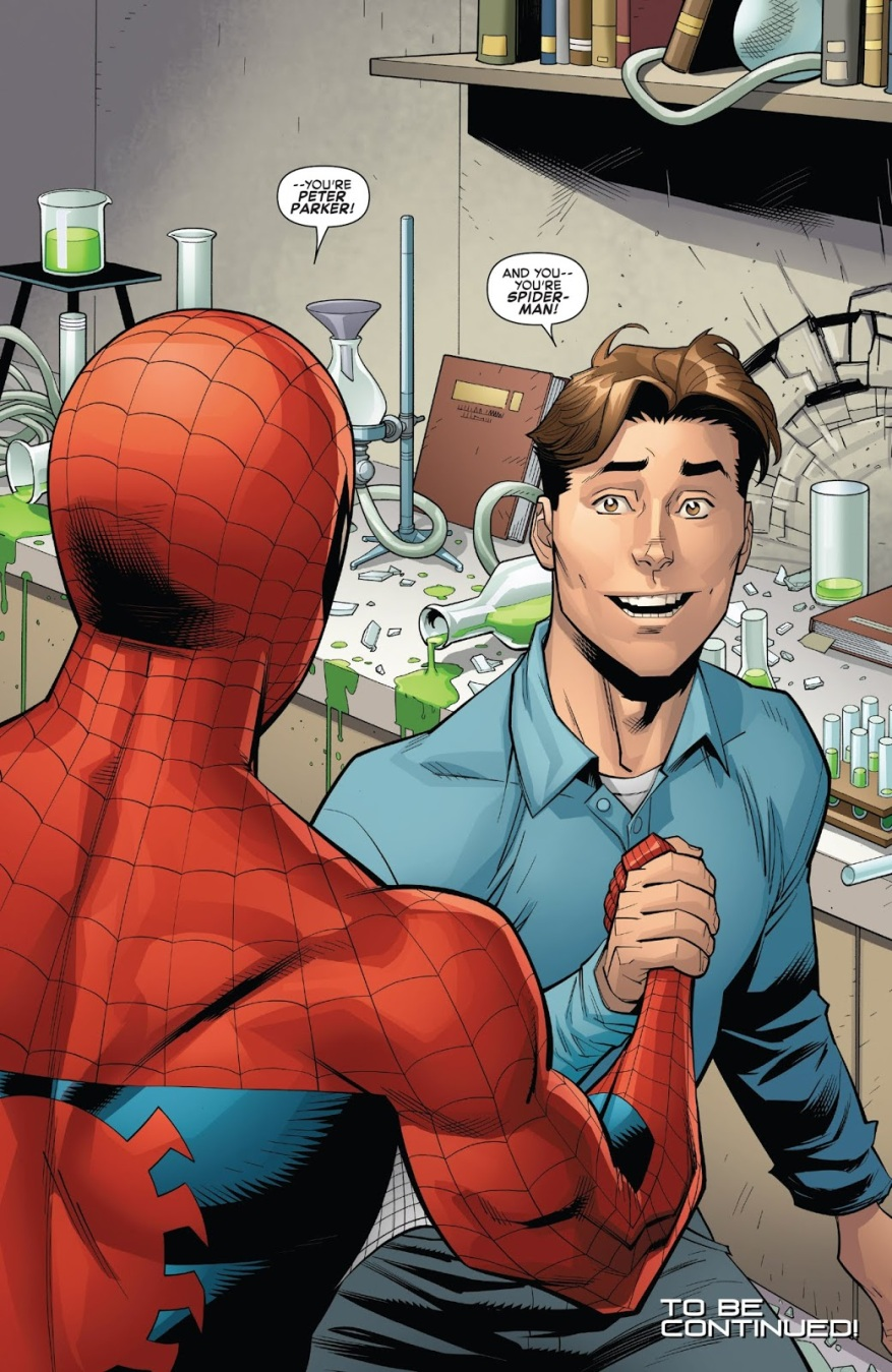 Peter Parker (The Amazing Spider-Man Vol. 5 #2)