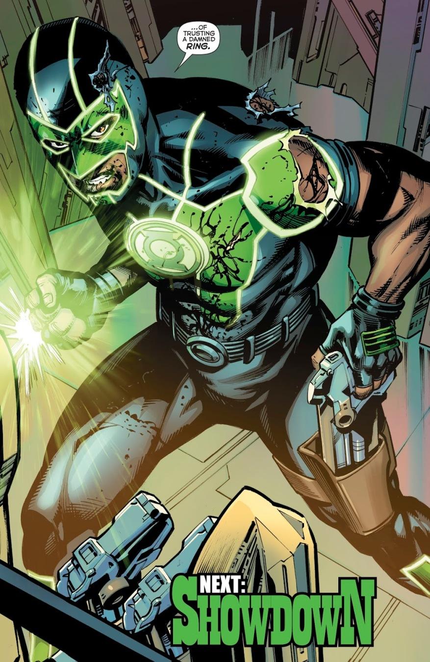 Simon Baz (Green Lanterns Vol. 1 #54)