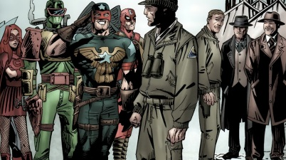 The Avenging Squad (The Boys)