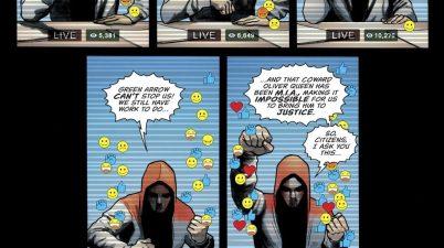 The Citizen (Green Arrow Vol. 6 #46)