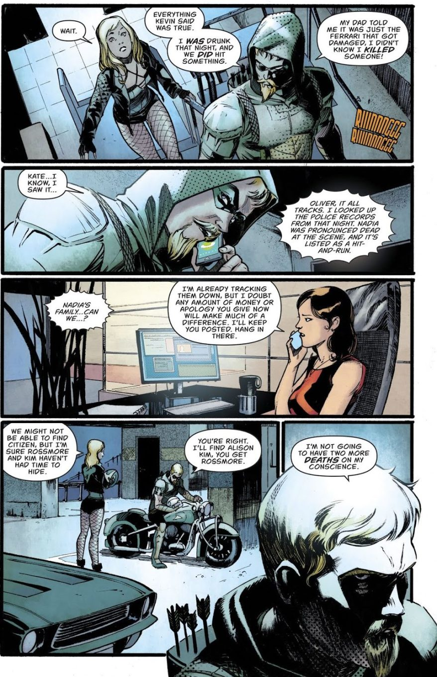 The Citizen's Dirt On Oliver Queen