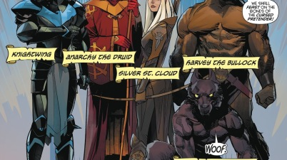 The Gotham Knights (Harley Quinn Vol. 3 #61)