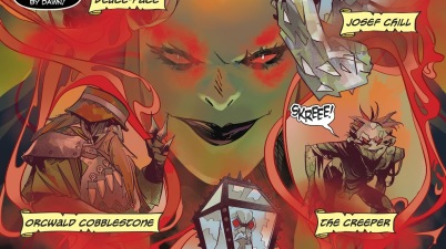 The Rogue Enforcers (Harley Quinn Vol. 3 #61)