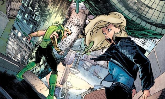 Count Vertigo (Green Arrow Vol. 6 #48)