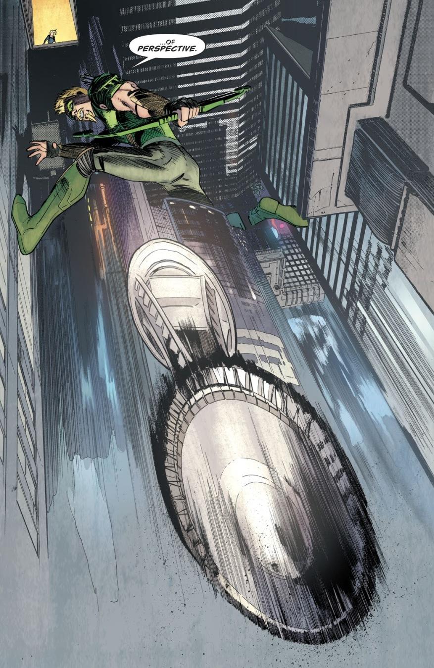 Green Arrow Vol. 6 #49