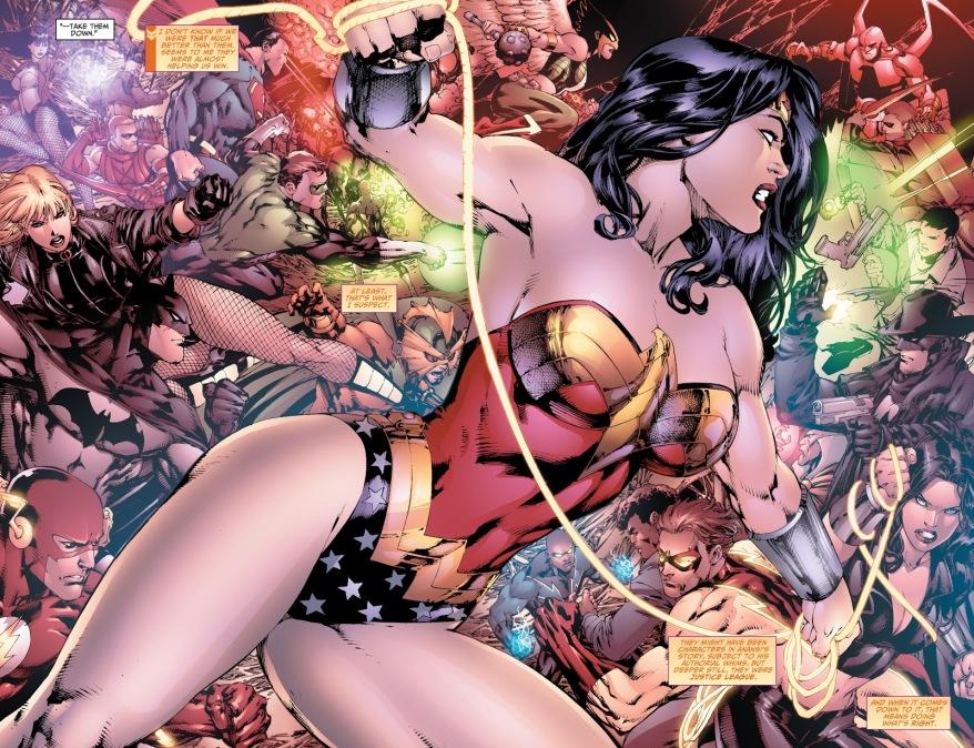 Justice League of America Vol. 2 #26
