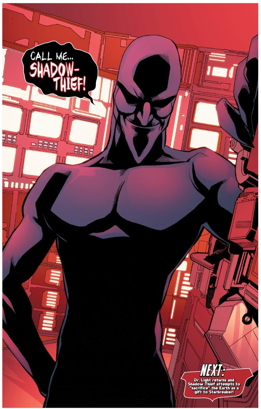 Shadow Thief (Justice League of America Vol. 2 #29)