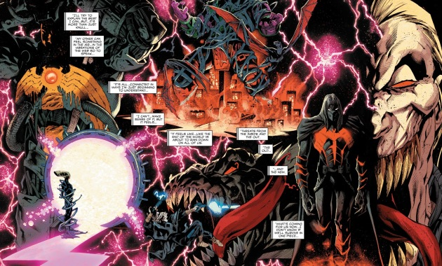 Venom Explains Knull To The Avengers