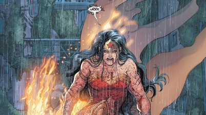 Zombie Wonder Woman (Dceased)