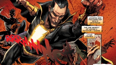 Black Adam (DCeased)