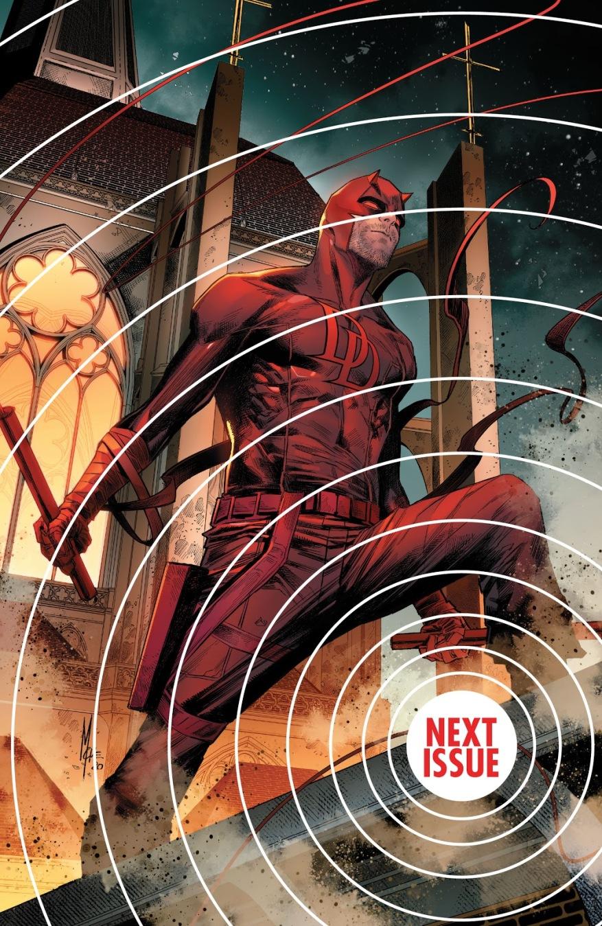 Daredevil Vol. 6 #20
