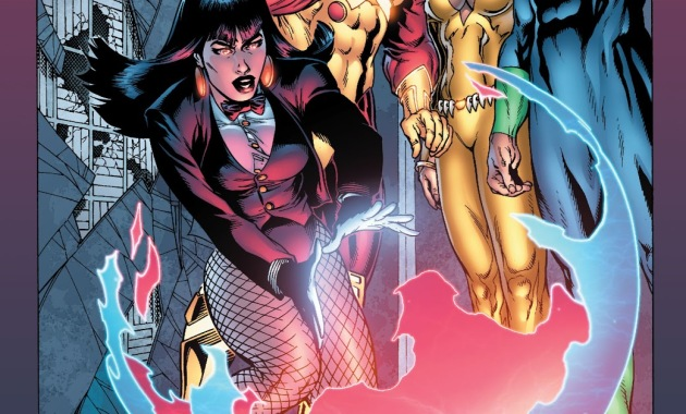 Justice League of America Vol. 2 #33
