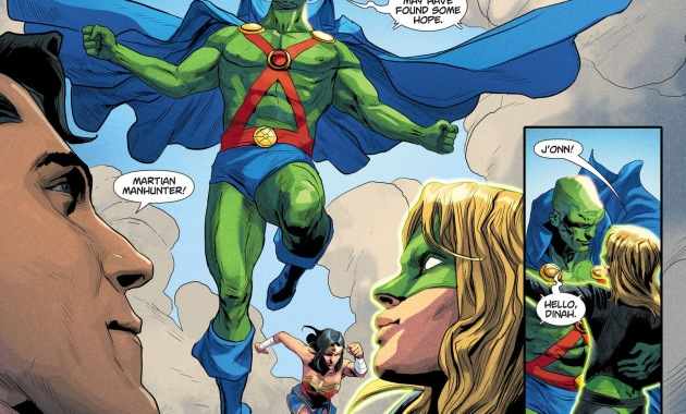 Martian Manhunter (DCeased)