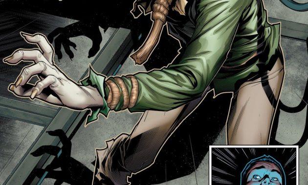 Scarecrow (Shazam Vol. 3 #12)