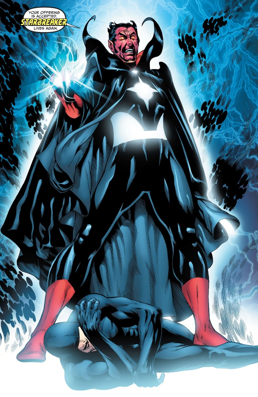 Starbreaker (Justice League of America Vol. 2 #32)
