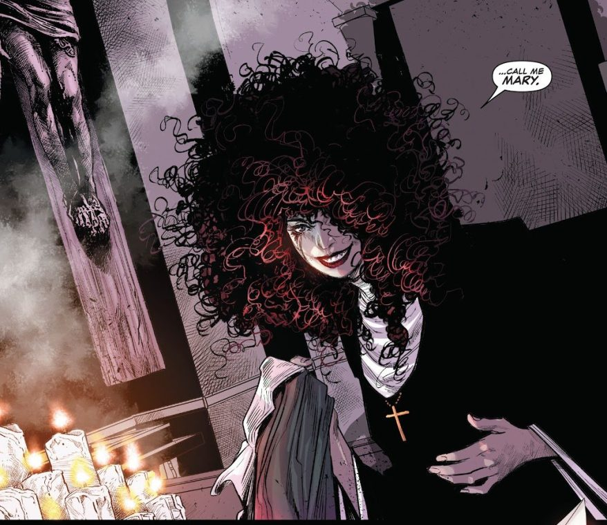 Typhoid Mary (Daredevil Vol. 6 #19)