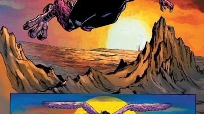 The Harpy (The Immortal Hulk #35)