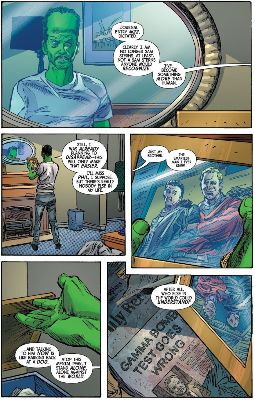 The Leader (The Immortal Hulk #34)