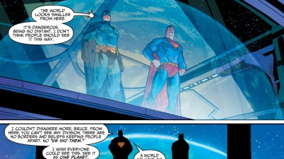 Superman's Legacy (Injustice Gods Among Us)