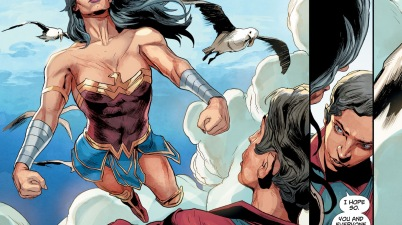 Wonder Woman (DCeased Hope At World's End #6)