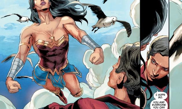 Wonder Woman (DCeased Hope At World's End #6)