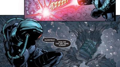 Black Manta (Injustice Gods Among Us Year 0 #5)
