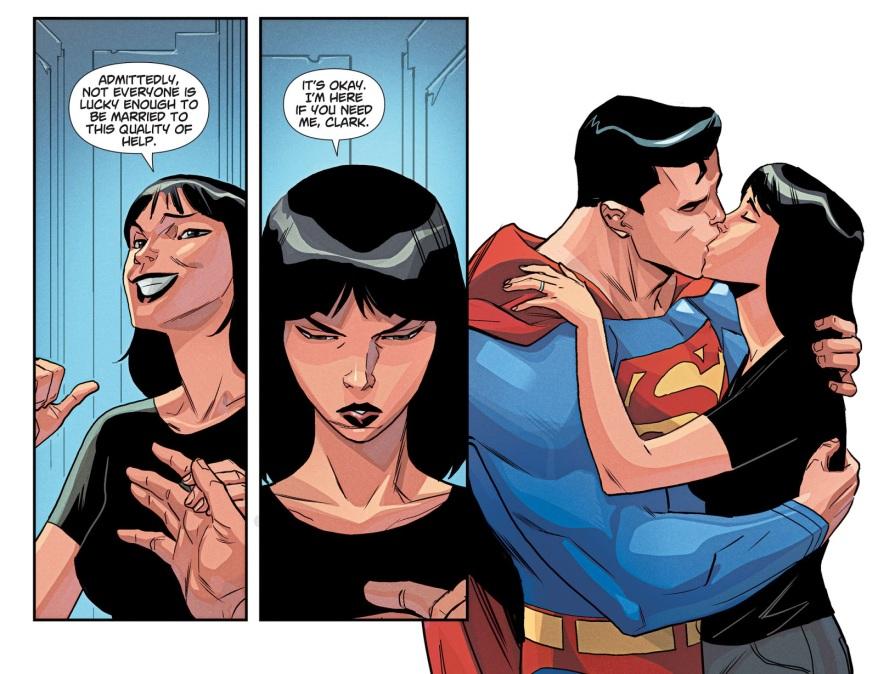 Jimmy Olsen Knowns Superman's Secret Identity (DCeased)